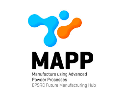 MAPP: Manufacture using Advanced Powder Processes logo
